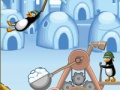 Game Crazy Penguin catapult. Խաղալ առցանց
