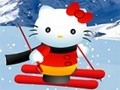 Hello Kitty Ski Հետեւել